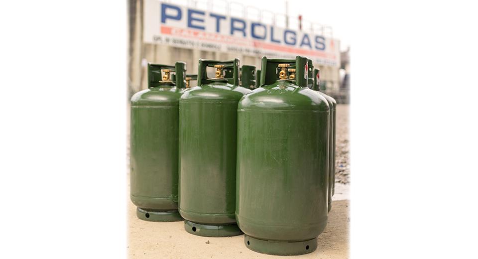 Bombole gas gpl Petrolgas 2