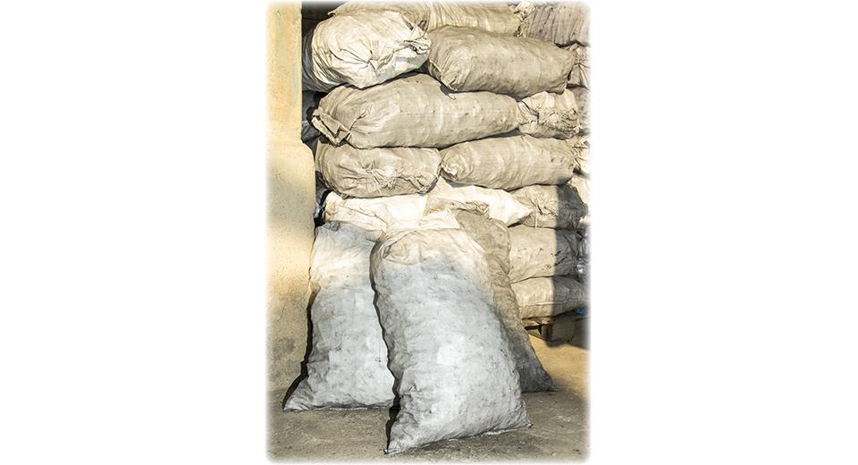 Sacchi Carbone per Griglia di Cannello Cubano
