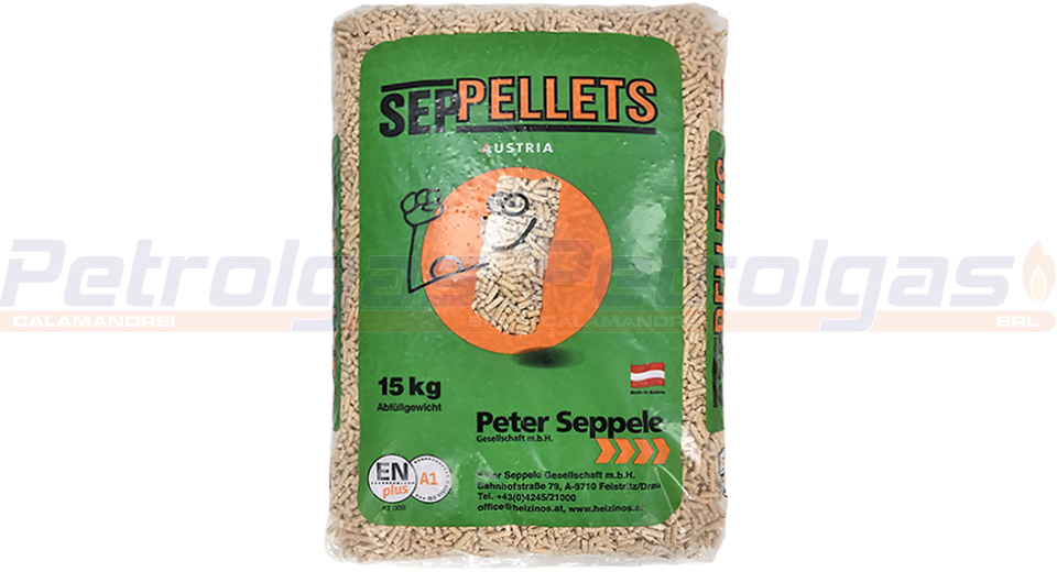 Sep Pellets Petrolgas