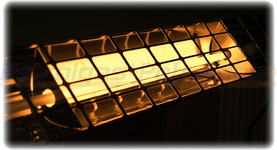 Noleggio Lampada Infrarossi riscaldatore Petrolgas 2