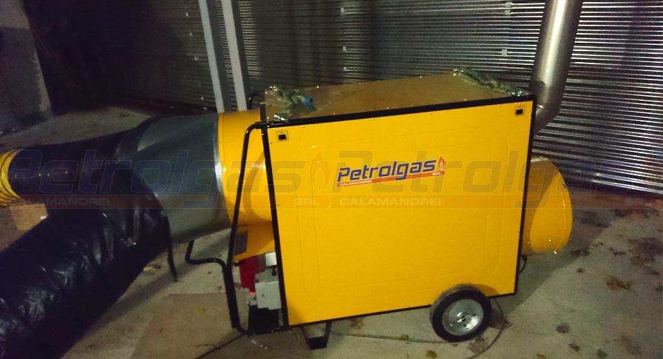 Generatore aria calda indiretta a gasolio_Petrolgas 220kw