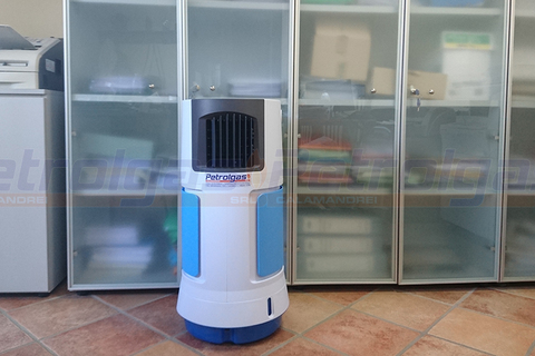 Nuovo Raffrescatore Eco Fresh 1500
