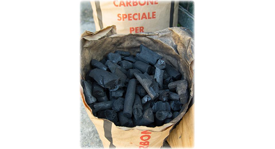 Sacco Carbone per Griglia Cubano 10 Kg