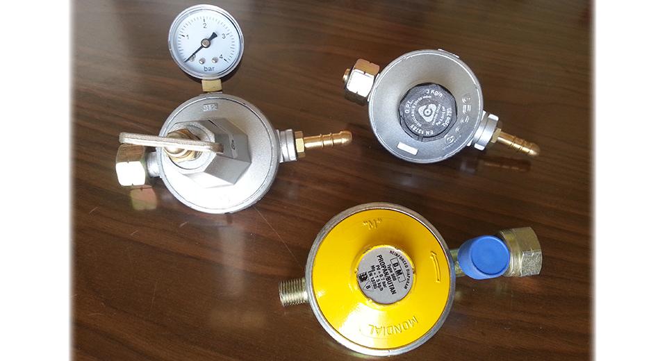 Regolatori di pressione gpl