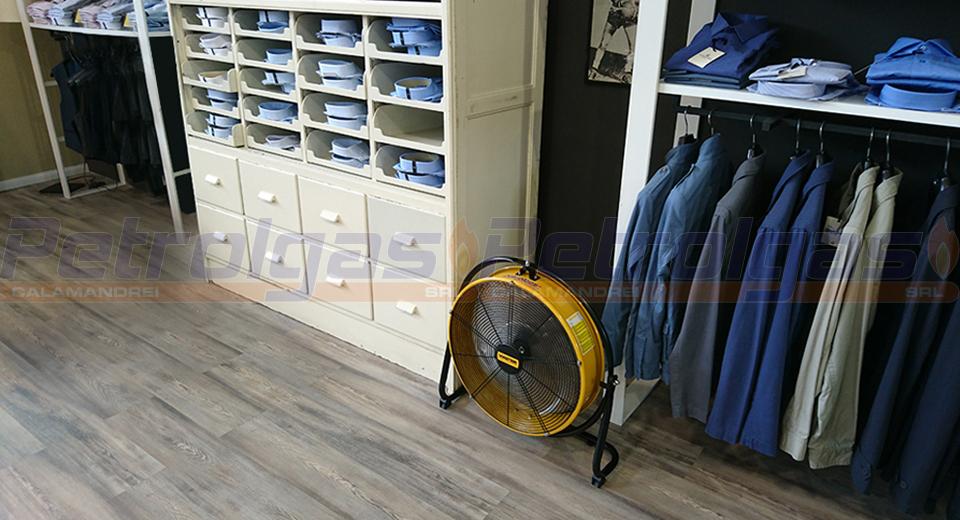 DF20 Negozio Abbigliamento Petrolgas