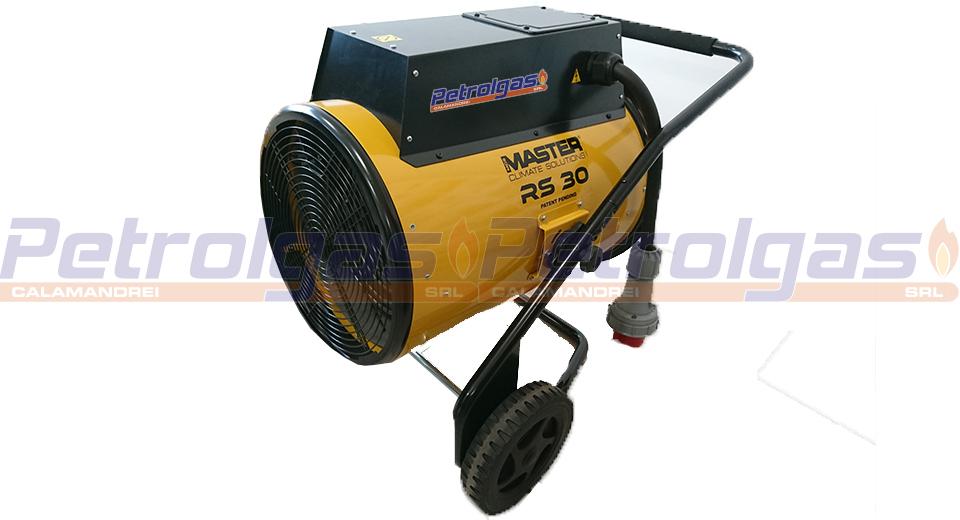 Generatore d' Aria calda Elettrico - Master RS 40